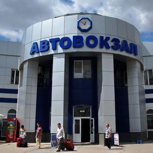 Автовокзалы Кущевской
