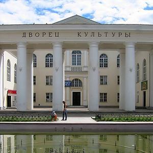 Дворцы и дома культуры Кущевской