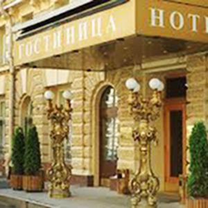 Гостиницы Кущевской