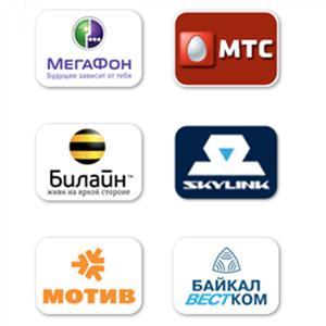 Операторы сотовой связи Кущевской