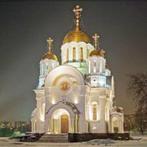Религиозные учреждения Кущевской