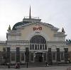 Железнодорожные вокзалы в Кущевской