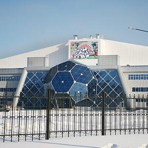 Спортивные комплексы Кущевской