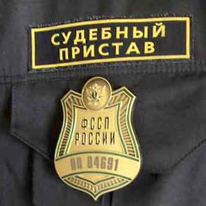Судебные приставы Кущевской