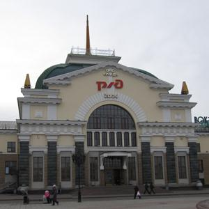 Железнодорожные вокзалы Кущевской